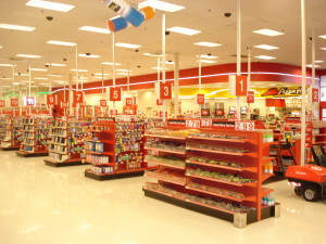 Target Interior