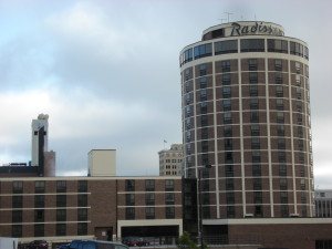 Radisson Hotel Duulth, Minnesota